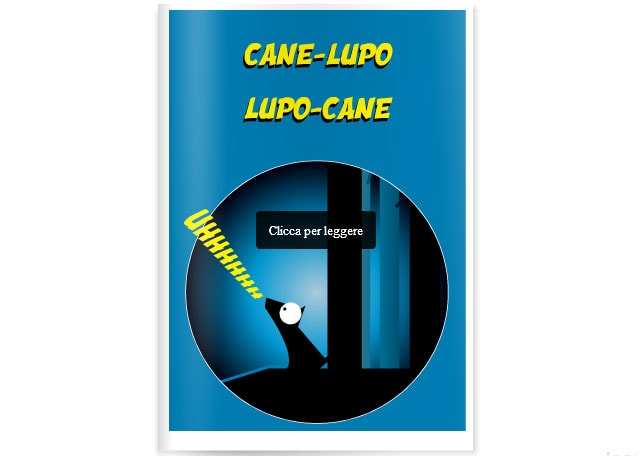 Cane-lupo Lupo-cane online